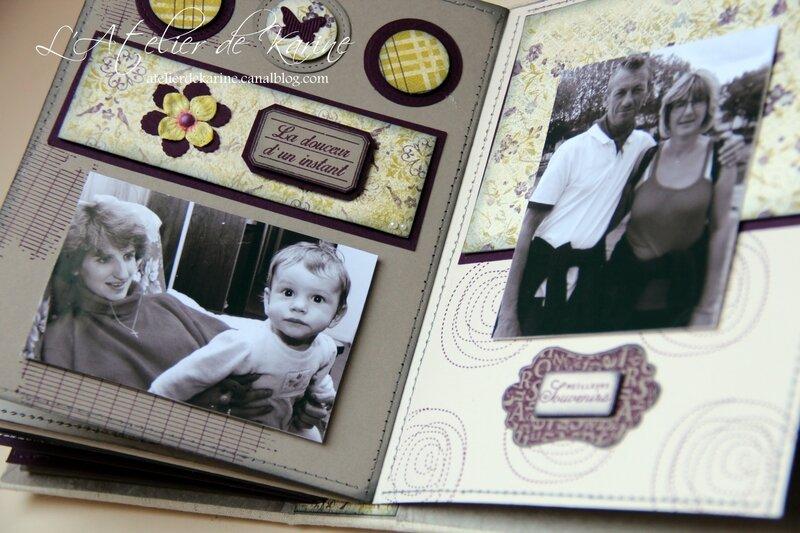 Mini Album famille 11