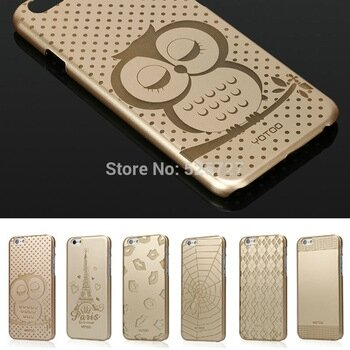 Luxury-Ultra-Thin-Gold-Cartoon-Hard-Plastic-Case-Cover-for-Apple-iPhone-5-5s-5g-Mobile