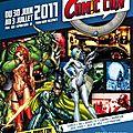 Comic con' france - le 02/07/2011