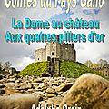 Contes du pays gallo - la dame au château aux quatre piliers d'or