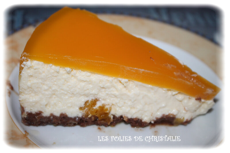 Cheesecake mangue 11