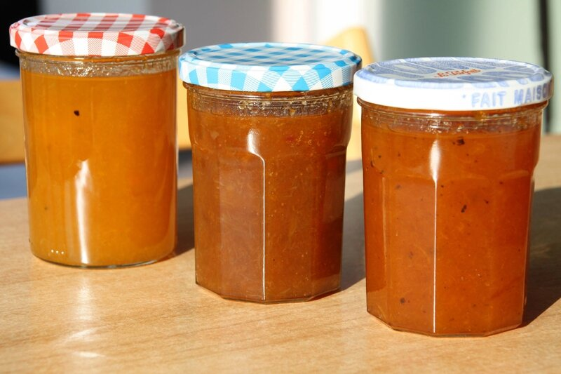 confiture abricots and co