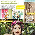 Nouveau magazine couture & diy et tentez votre chance !