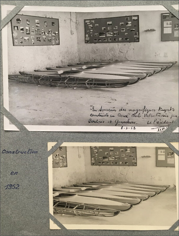 Kayak construits au CCV 1952_webaifck