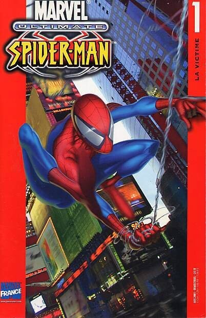 ultimate spiderman 01