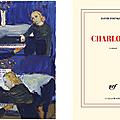 charlotte David Foenkinos