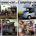 Etes-vous plutôt bivouac-car ou camping-car ?