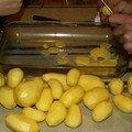 Gratin de pomme de terre façon robuchon