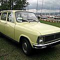 Renault 6 l - 1974 à 1981