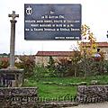 Saint-Paul-en-Pareds (85) – Croix du château (1997)