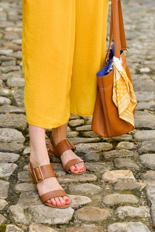 l'été en combinaison jaune -styliz (9)
