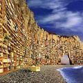 Une bibliothèque de rêve...