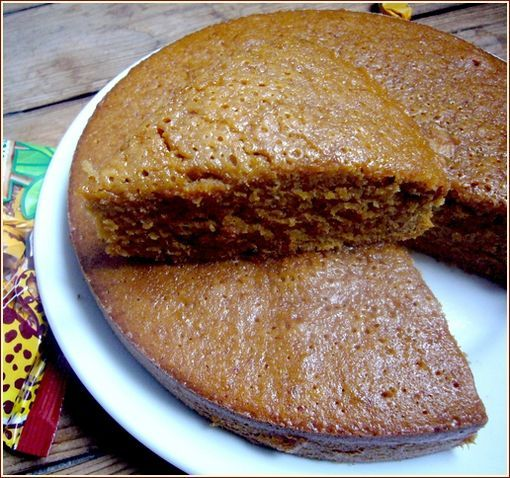 cake aux banas sans titte
