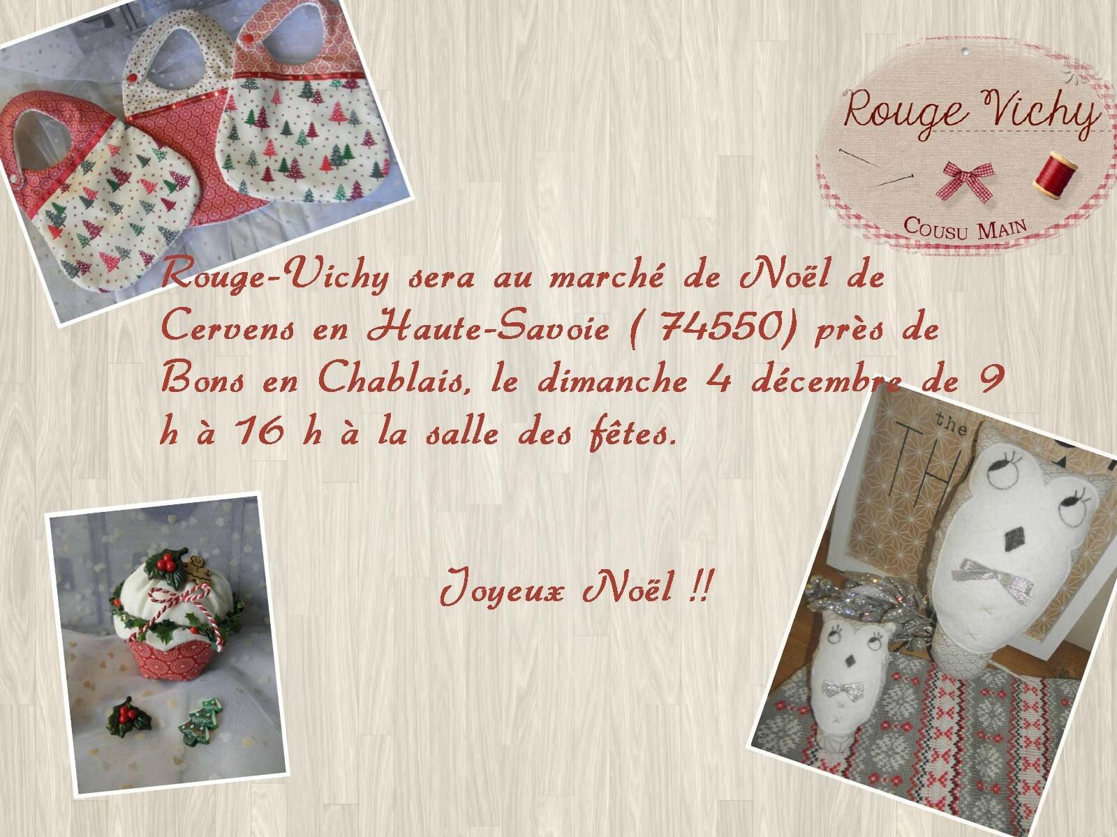 Marché de Noël Cervens