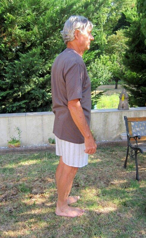 Pyjama Papa porté (2)