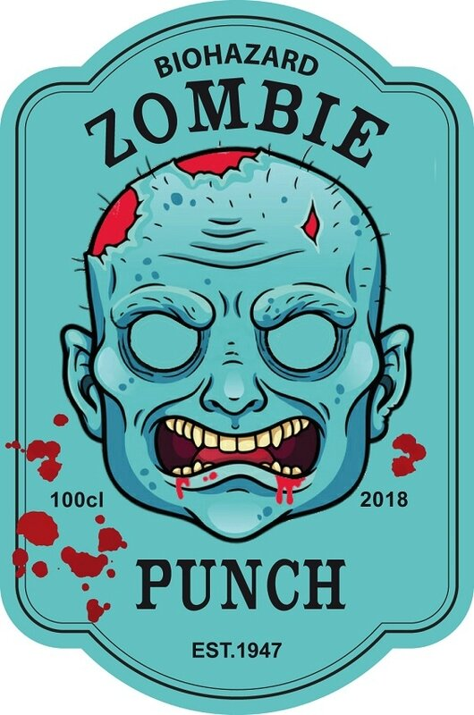 label zombie punch virus