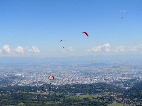 Vue Clermont Ferrand