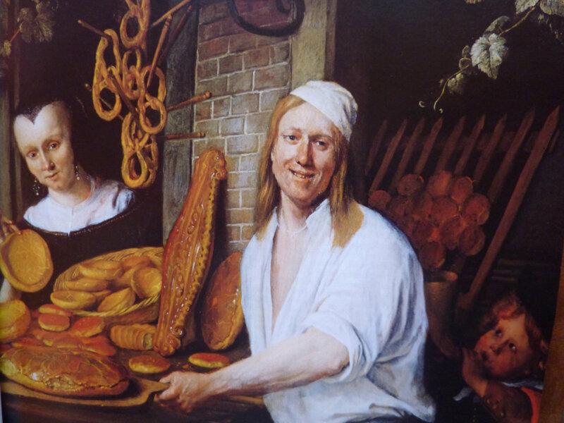 Le boulanger et sa femme, 1638
