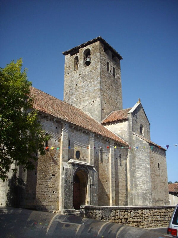 église Monsempron