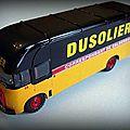 CITROEN U55 carrosserie intégrale transports DUSOLIER