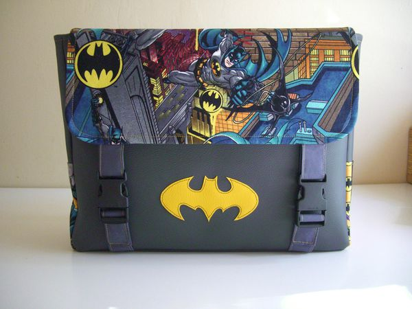 Cartable Batman Camille (5)
