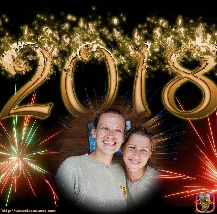 BÉRÉNiCE 2 Nouvelle an 2018