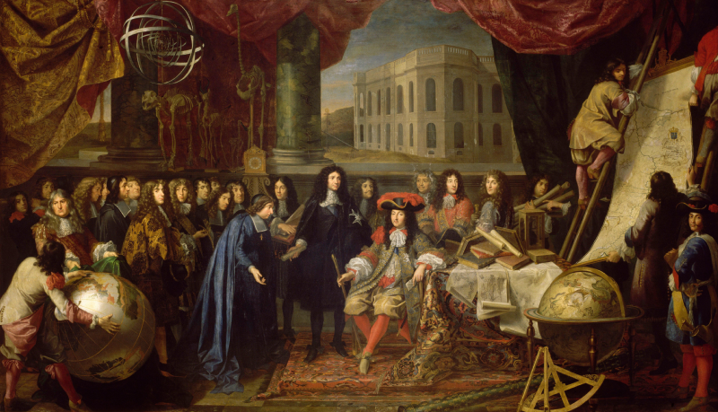 Colbert_Presenting_the_Members_of_the_Royal_Academy_of_Sciences_to_Louis_XIV_in_1667