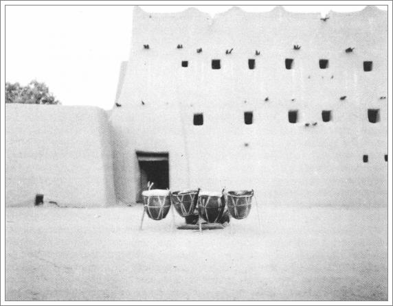 Agadez - Palais du Sultan