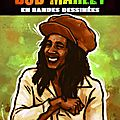 Bob Marley Couverture