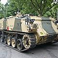 Gkn fv432 chenillé blindé véhicule de transport de troupes
