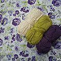 Ma robe granny #2, au parfum d'anis et de violette..