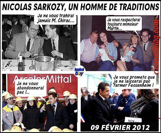 sarko tradition