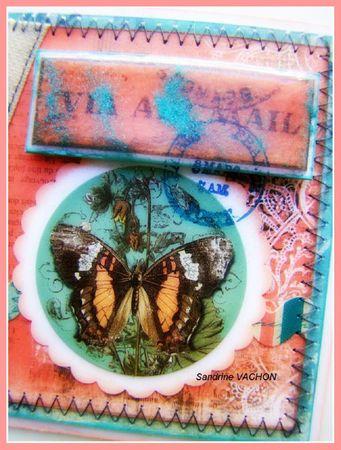 carte et couture V1 - VIA AIR MAIL - 2