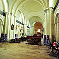 La cathédrale d'Angoulême.