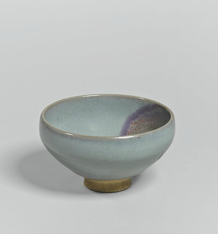 A 'Jun' 'Bubble' bowl, Yuan dynasty