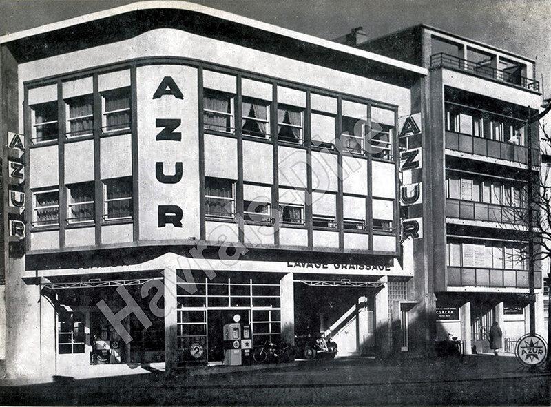 Le Havre garage Azur ALG