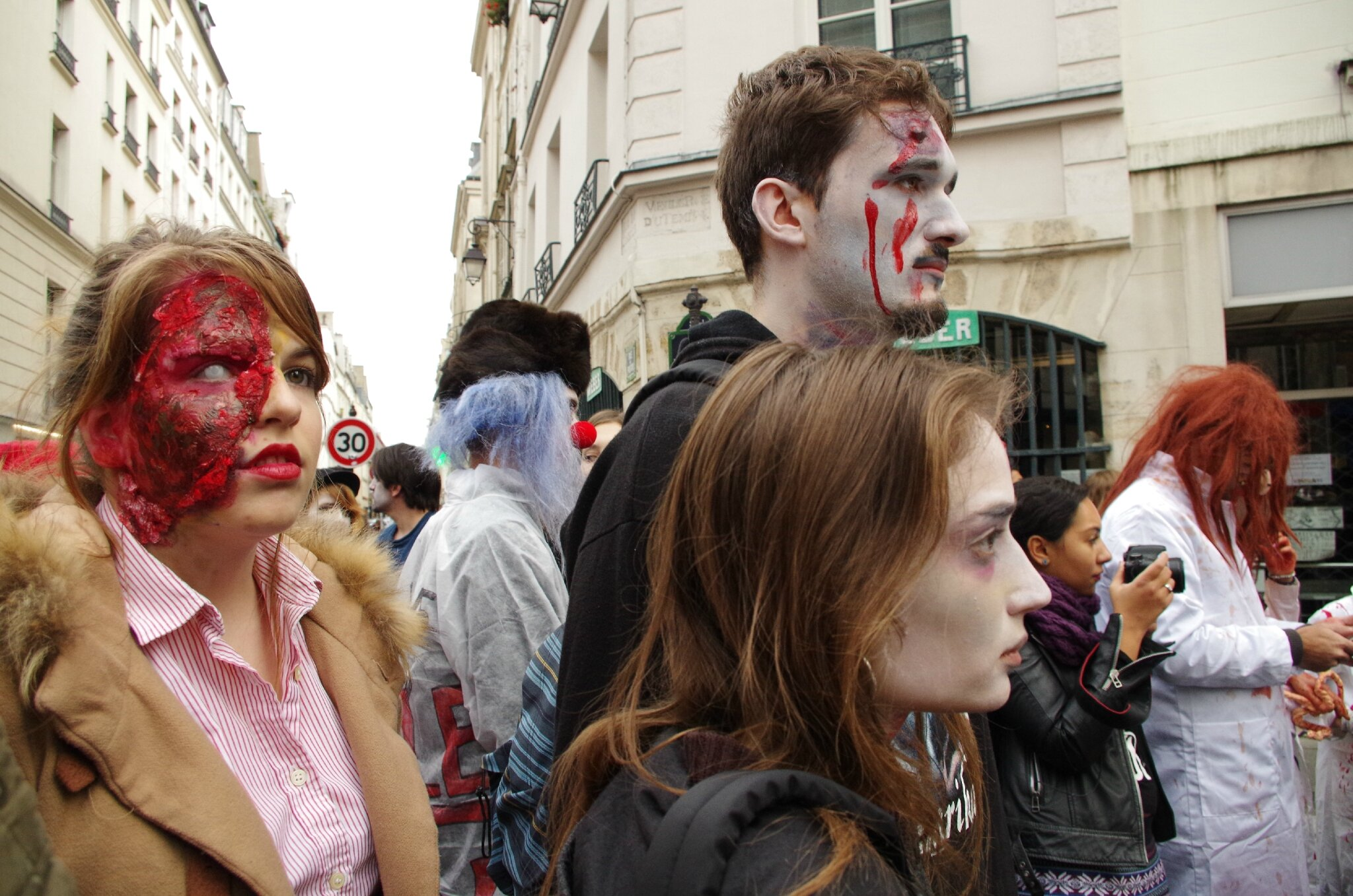 Zombie Walk Paris 2014 (55)