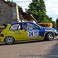2011 : Rallye du Val d'Orain ES 4