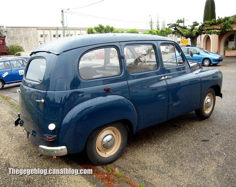 Renault colorale prairie (R2090) de 1952 (Rencard de Valreas mai 2014) 02