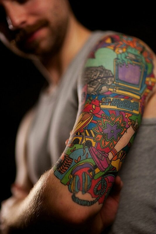 tatouage-geek-couleur