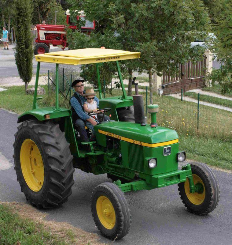 CORNUS - Rando tracteurs 2011 - John Deer