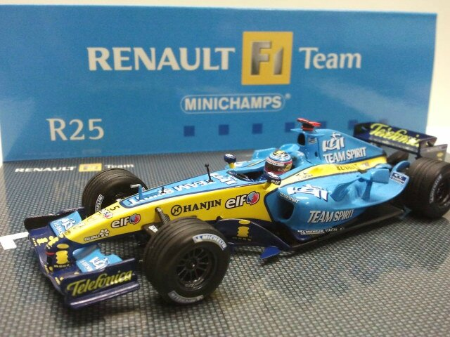 Renault F1 R25 Alonso (4)