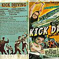 pochette KICK DRIVING