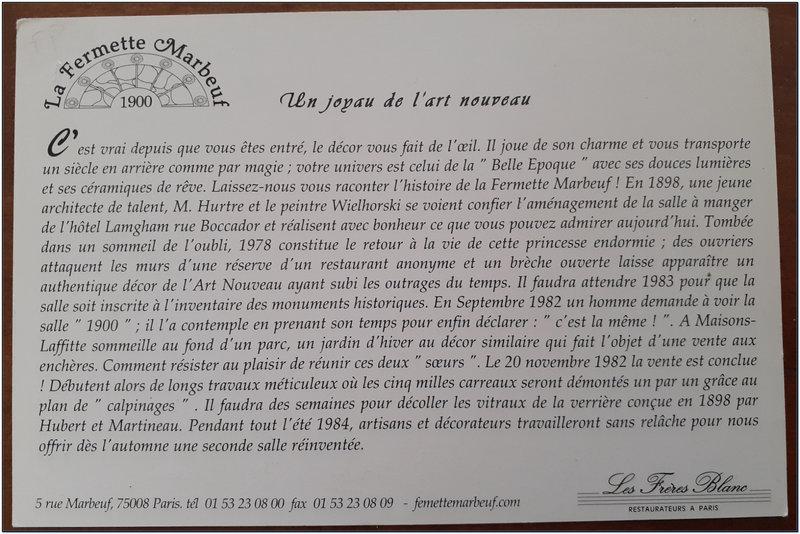 Fermette Marbeuf 1900 2