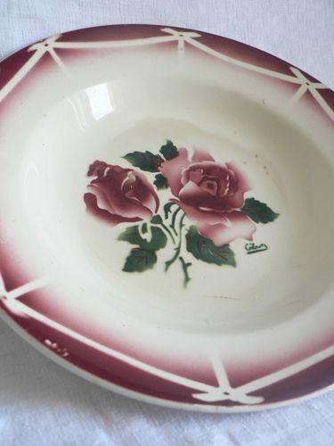 Assiette à soupe Cibon 23 cm