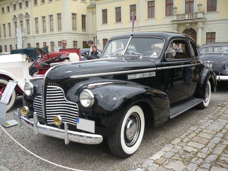 BUICK Special 2door Business Coupé 1940 Ludwigsburg (1)