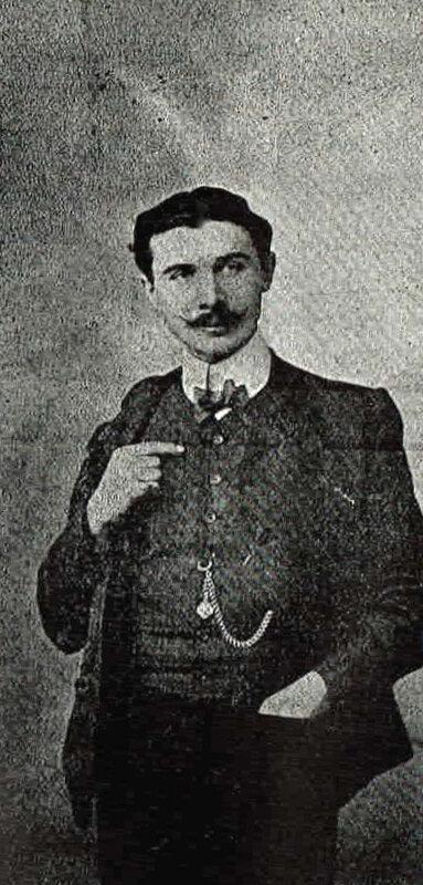 Albert Hennequin, portrait (2)