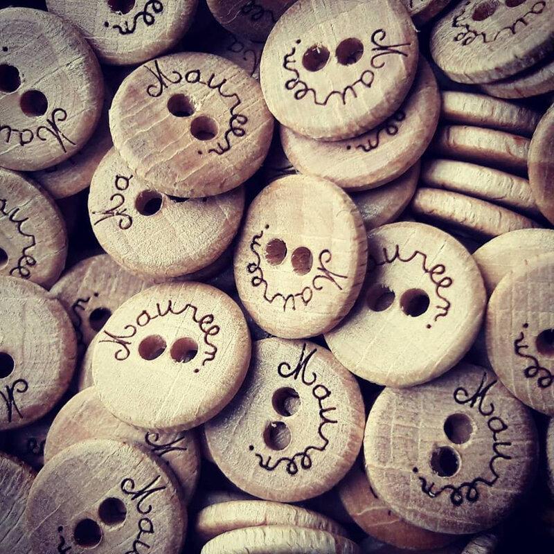 boutons griffes, visuel instagram
