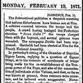 Nice 1871: la répression française face aux urnes !