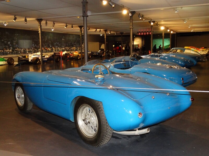 GORDINI type 24S biplace sport 1953 Mulhouse (2)